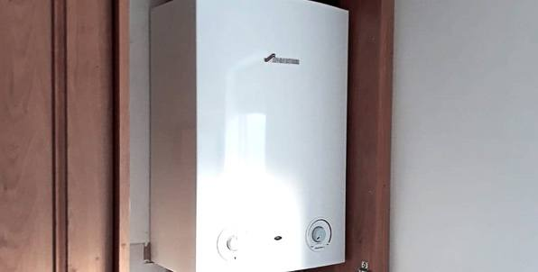 oil heated boiler in the new forest to be fixed by Normans heating, plumber ringwood